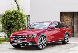 Mercedes Clase E All-Terrain 2017: ya sabemos el precio de la opción más versátil