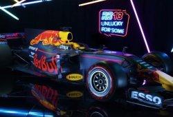 [Vídeo] Red Bull presenta su antídoto contra Mercedes: el RB13