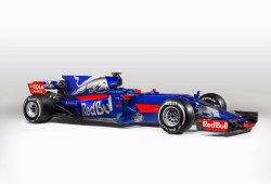 Toro Rosso muestra un STR12 con un aspecto muy renovado