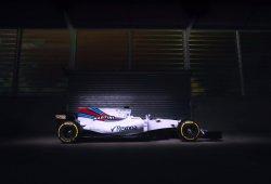 Williams presenta oficialmente un FW40 extremadamente sencillo