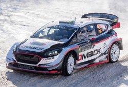 Previo y horarios del Rally de Suecia 2017