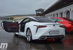 Prueba Lexus LC: primeras impresiones