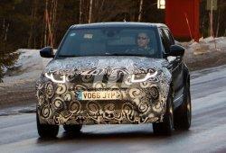 Range Rover Evoque II: comienzan las pruebas de carretera de la variante híbrida