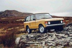 Range Rover Reborn: ya es posible comprar un SUV de Land Rover original y restaurado