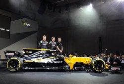 Renault busca avanzar con un diseño desde cero