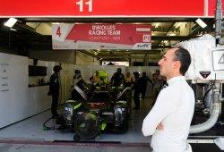 Robert Kubica disputará el WEC y Le Mans con ByKolles