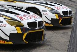 ROWE Racing con dos BMW M6 GT3 en las Blancpain GT