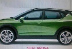 No, este no es el futuro Seat Arona 2018