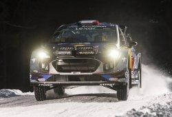 """Sébastien Ogier: """"Aún sufro un poco con el coche"""""""