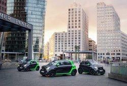 Smart solo venderá modelos eléctricos en USA desde este verano