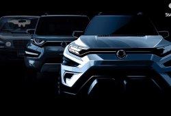 SsangYong XAVL Concept: anticipando un SUV inspirado en el Korando de los noventa