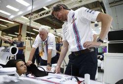 Symonds descarta su retirada, pero no volverá a la F1