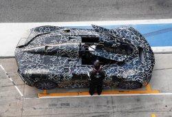 Techrules GT96: las primeras imágenes del espectacular modelo de producción