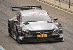 450 giros para homologar el Mercedes-AMG C 63 DTM