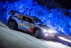 Thierry Neuville tira el Rally de Suecia al cubo de la basura