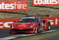 Toni Vilander consigue la pole para Ferrari en Bathurst