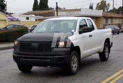 "Toyota Tundra: nuevo diseño para el pick up japonés ""Made in USA"""