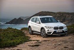 Alemania - Enero 2017: El BMW X1 machaca su récord