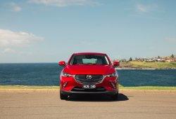 Australia - Enero 2017: Tres modelos de Mazda en el Top 10