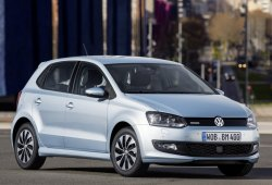 Holanda - Enero 2017: Póker de Volkswagen