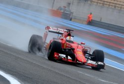 Ferrari cancela la segunda jornada de test con Pirelli