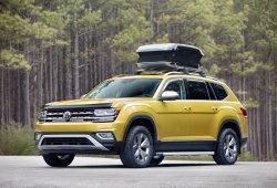 Volkswagen Atlas Weekend Edition: el SUV perfecto para ir de acampada