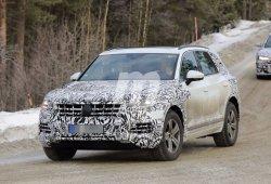 Las fotos espía del Volkswagen Touareg 2018 más reveladoras hasta la fecha
