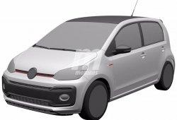 Aparecen las patentes del Volkswagen Up! GTI 2018, la opción más deportiva