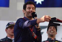 """Webber cree que Ricciardo tiene """"más entereza"""" que Verstappen"""
