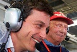 Toto Wolff y Niki Lauda renuevan hasta 2020 con Mercedes