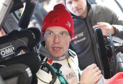 Jari-Matti Latvala arranca el Rally de Suecia como líder