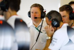"Zak Brown: ""McLaren no va a ganar carreras este año"""