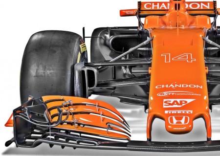 Análisis técnico del McLaren MCL32: una insinuación muy sugerente