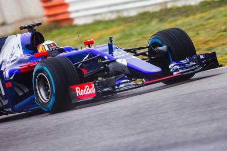 Análisis técnico del Toro Rosso STR12: audaz