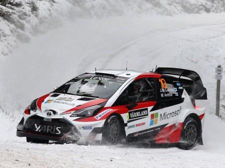 El duelo de Latvala y Neuville despereza el Rally de Suecia