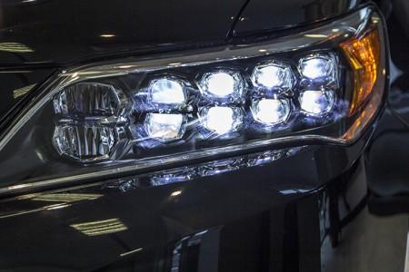 Faros LED: cuando la seguridad no es un lujo