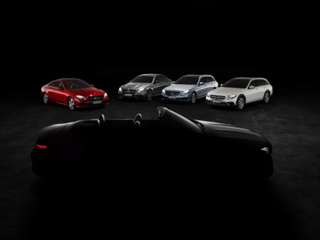 El Mercedes Clase E Cabriolet encabeza las novedades de la marca en Ginebra