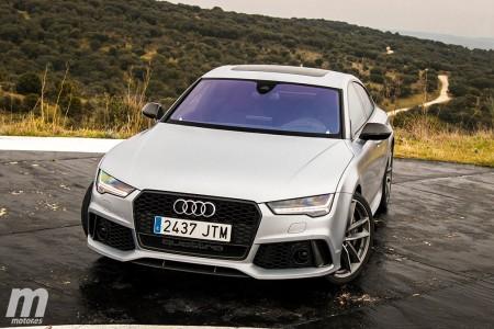 Prueba RS 7 Performance, el Audi que no quería jugar al golf