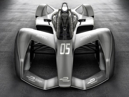 Spark desvela el prototipo de la 'Season Five' de Fórmula E