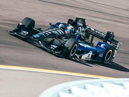 Vive la experiencia de pilotar un IndyCar en Phoenix