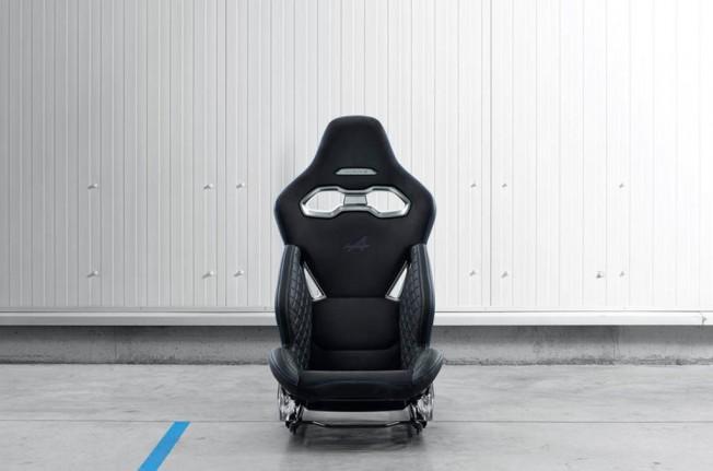 Alpine 2017 - asientos
