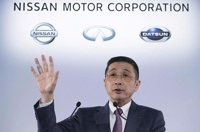 Hiroto Saikawa co-CEO de Nissan