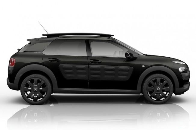 Citroën C4 Cactus OneTone Black - lateral