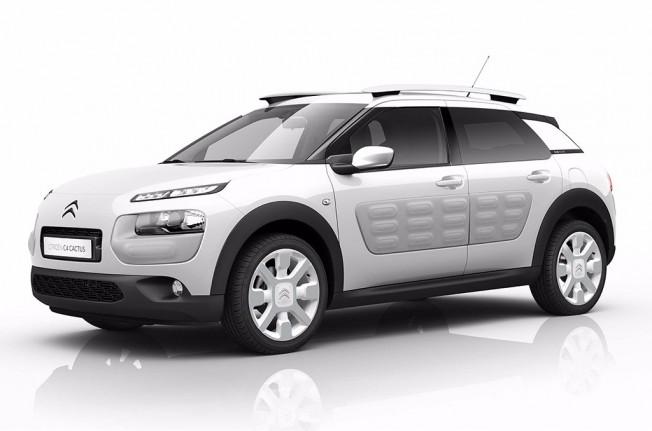 Citroën C4 Cactus OneTone White