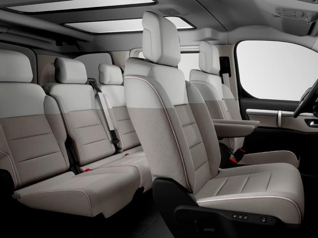 Citroën SpaceTourer 4X4 Ë Concept - interior
