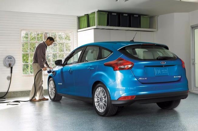 Ford Focus Eléctrico 2017