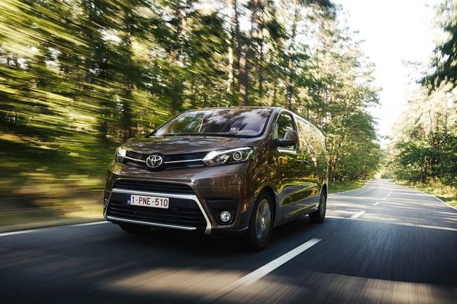 Toyota ProAce Verso 2017