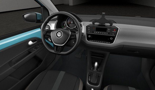 Volkswagen e-Up! 2017 - interior