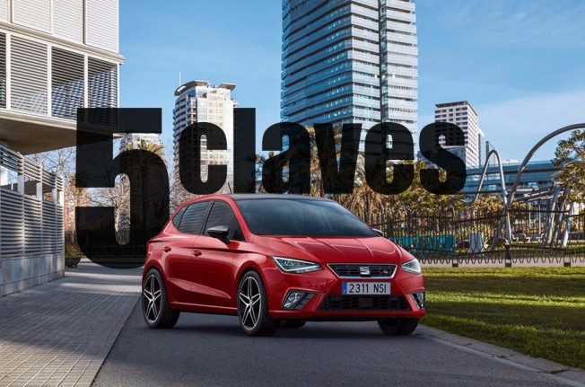 SEAT Ibiza 2017 - 5 claves
