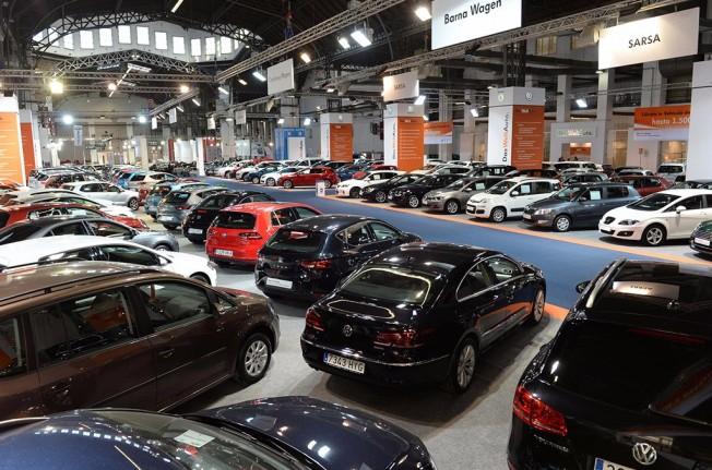 Ventas de coches de ocasión - Enero 2017